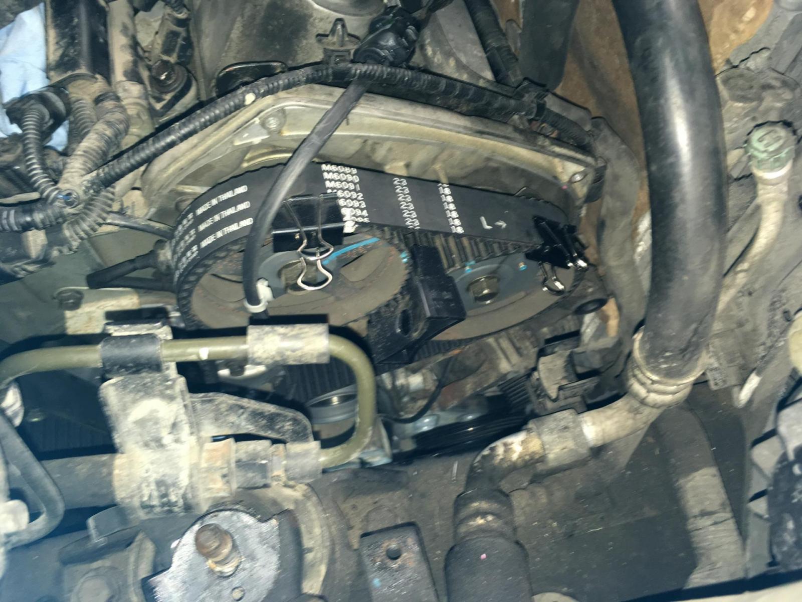 2004 Hyundai Santa Fe 3.5l V6 Timing Belt Clarification | Hyundai Forums | Hyundai 3500 V6 Engine Diagram |  | Hyundai Forums