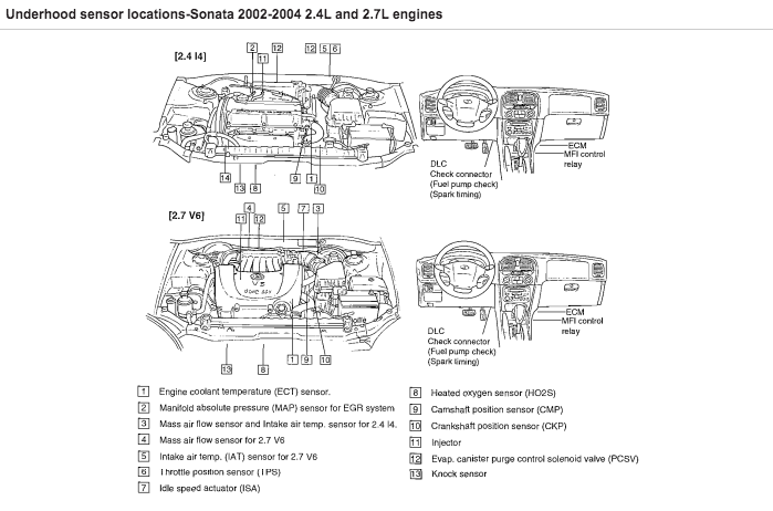 P0113, Intake Air Temp Sensor | Hyundai Forums | Hyundai 2 4 Engine Diagram |  | Hyundai Forums