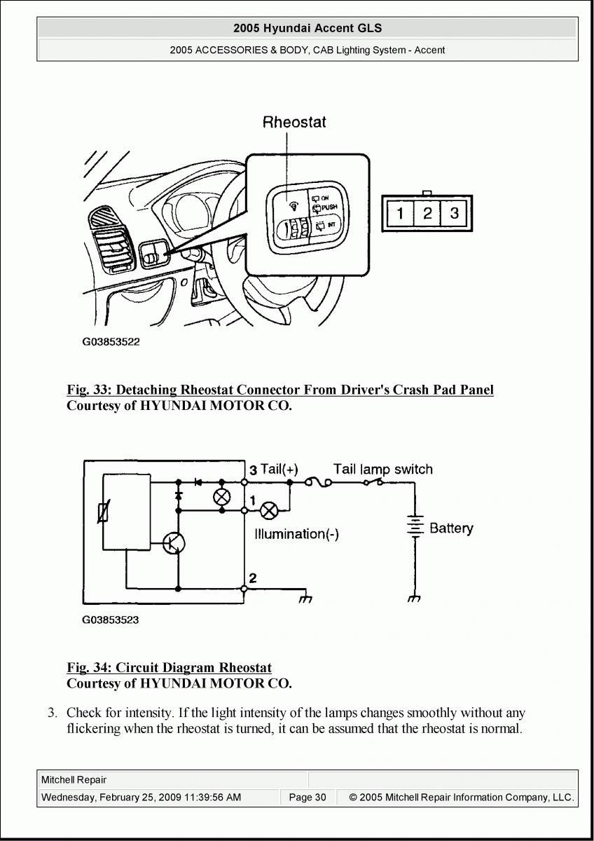 Dash Dimmer Switch Install Wiring