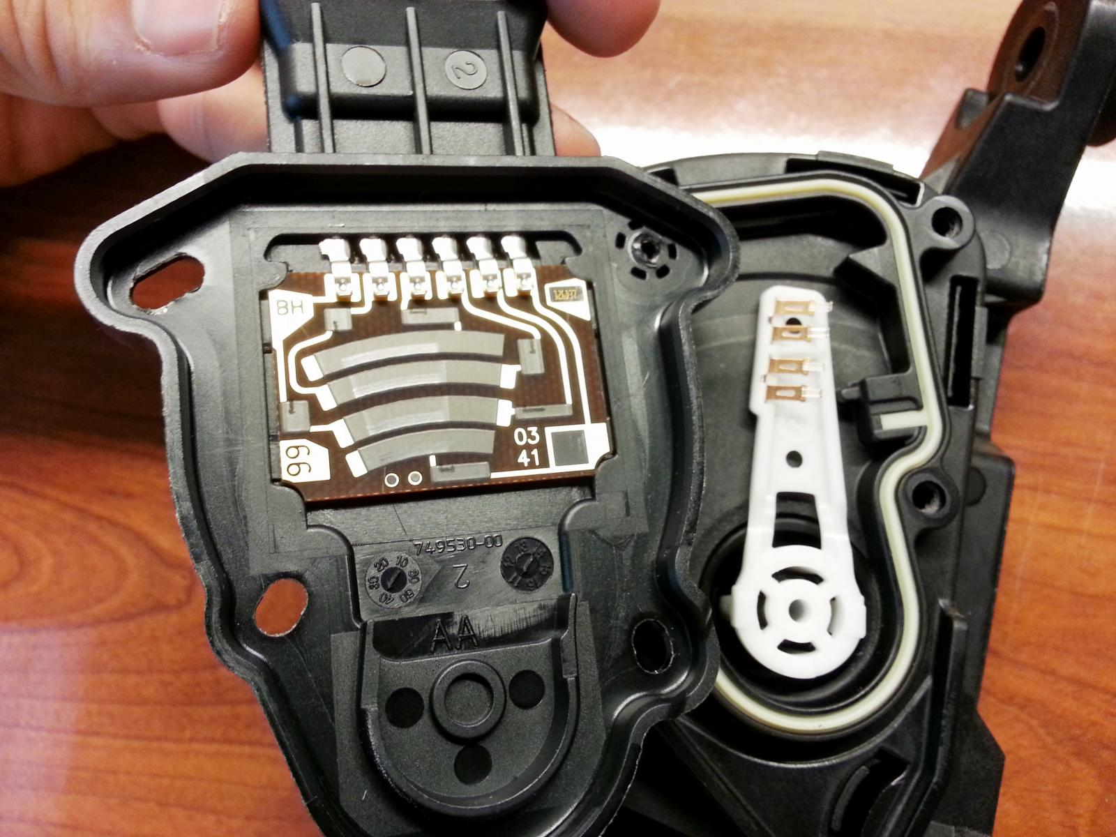 Accelerator pedal mod to increase throttle opening