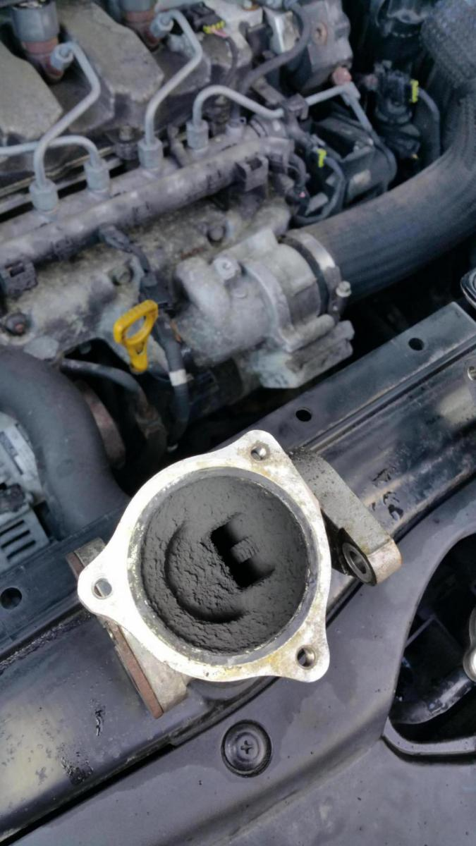 How to clean EGR valve of your CRDi SF | Page 3 | Hyundai Forums