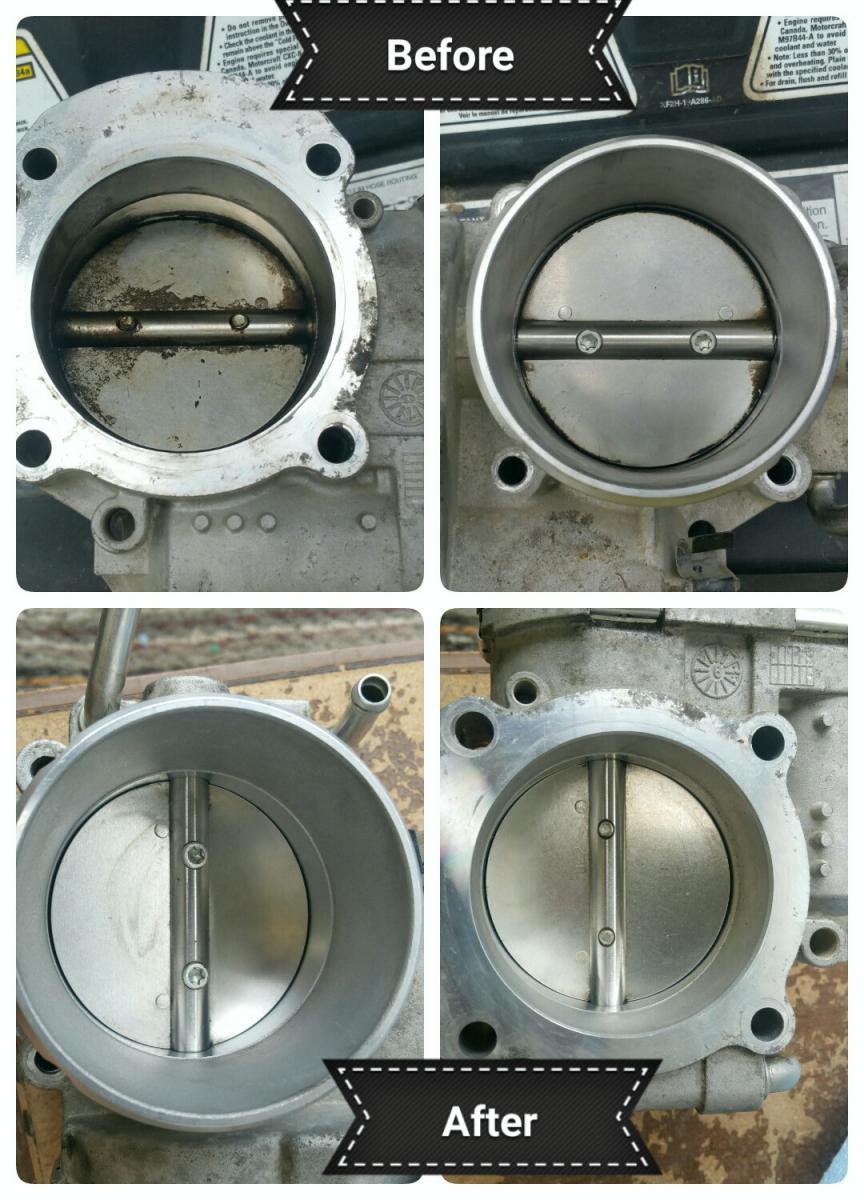 2013 Sonata throttle body cleaning? | Hyundai Forums
