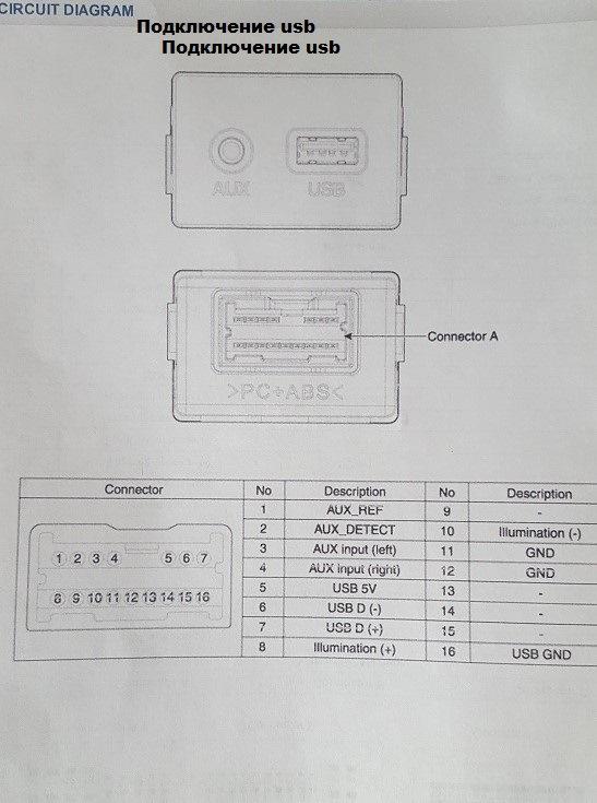 2010 Hyundai Accent Radio Wiring Diagram