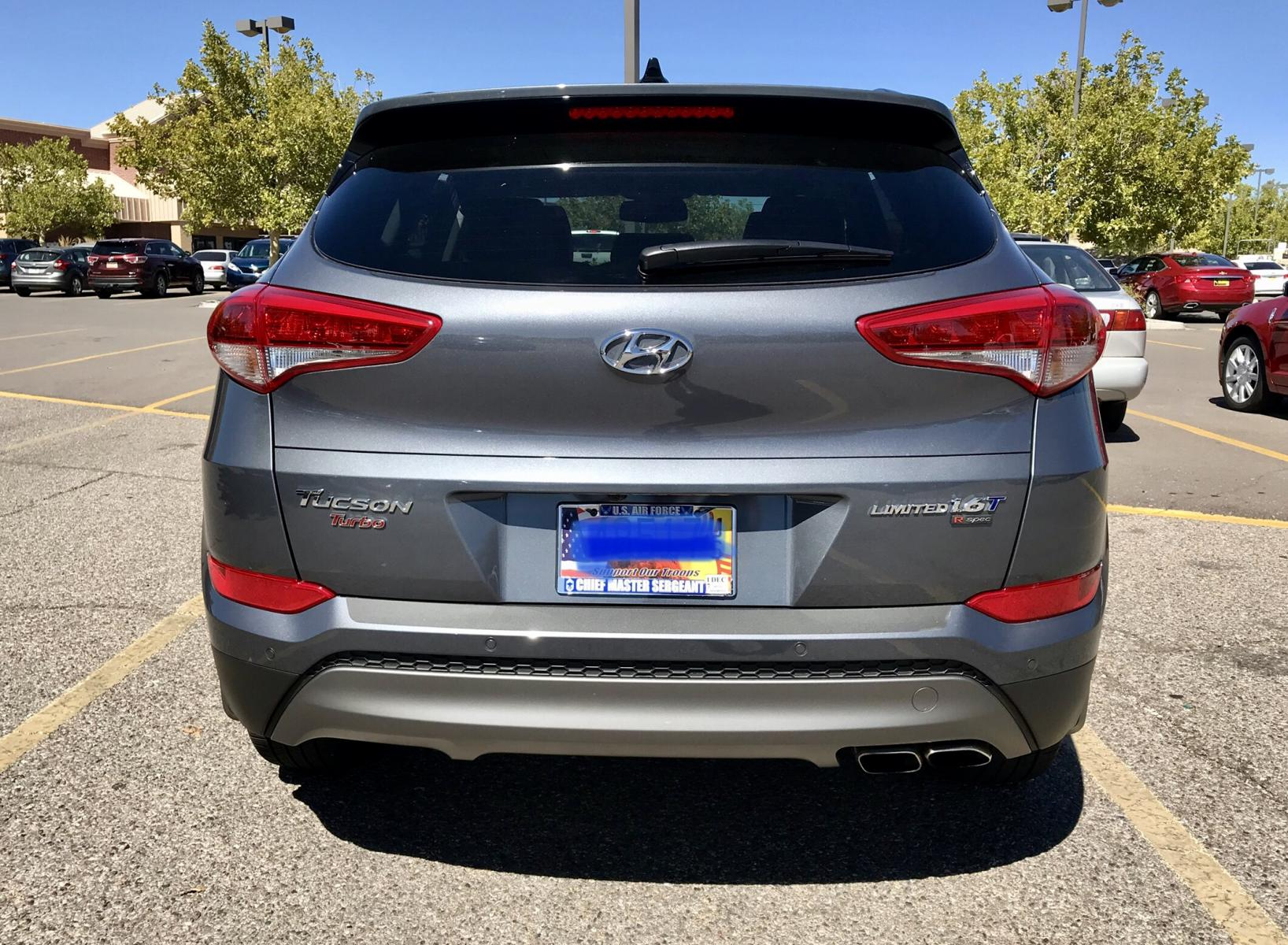 2016 Tucson performance and appearance mods  | Hyundai Forums