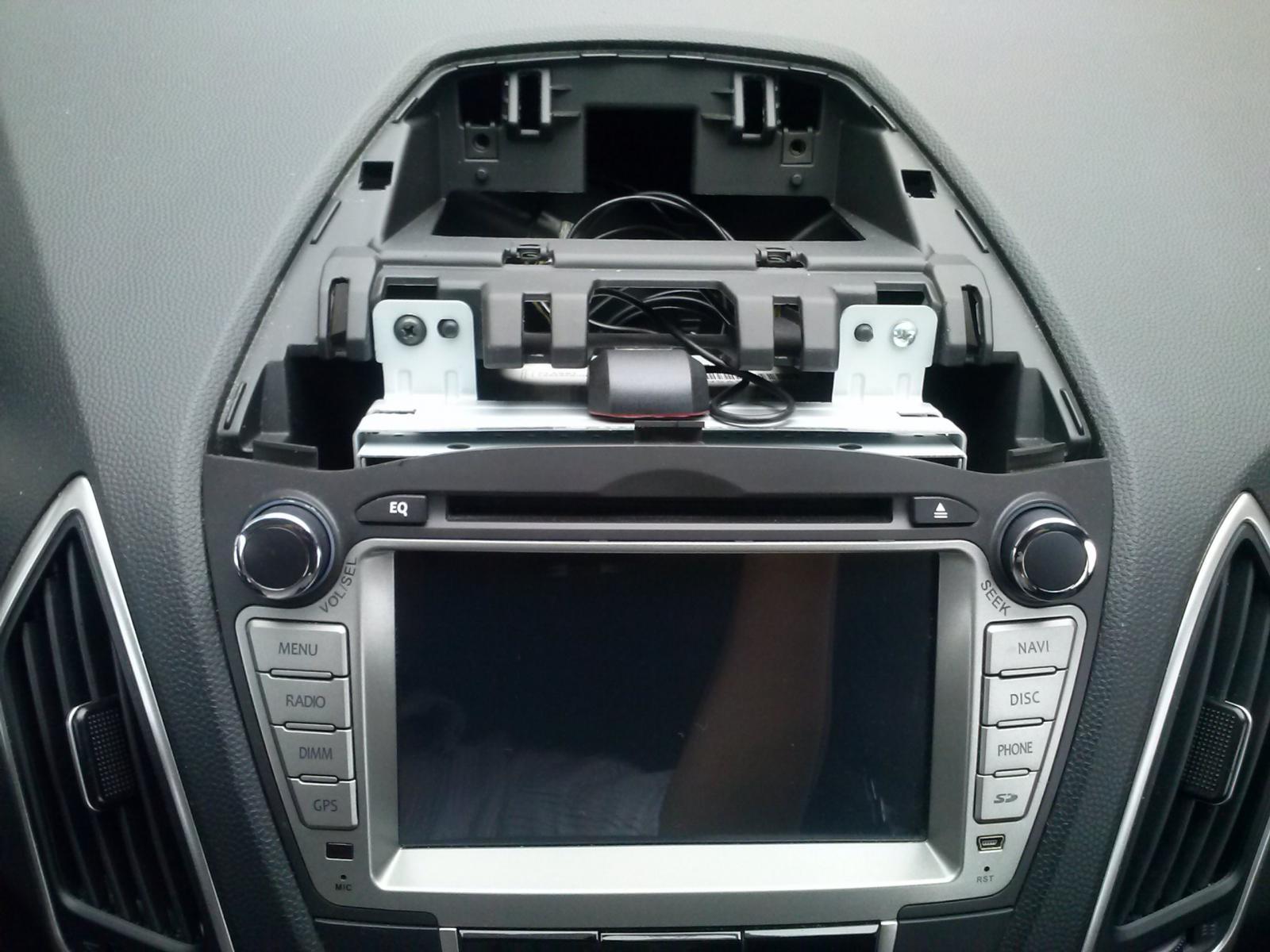 Hyundai Radio Upgrade