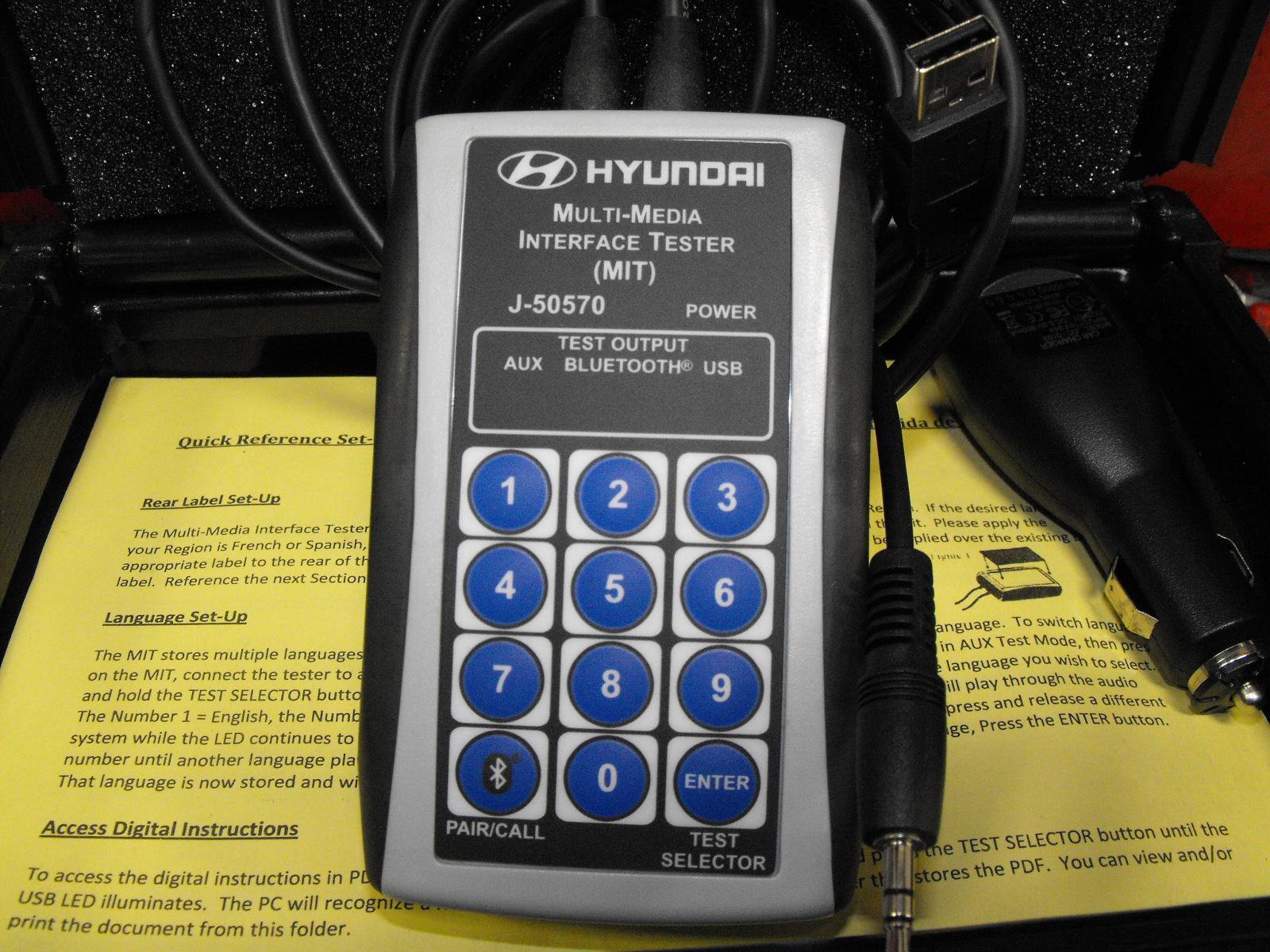 Hyundai Elantra Touring 2009 Aux/USB Not Recognized