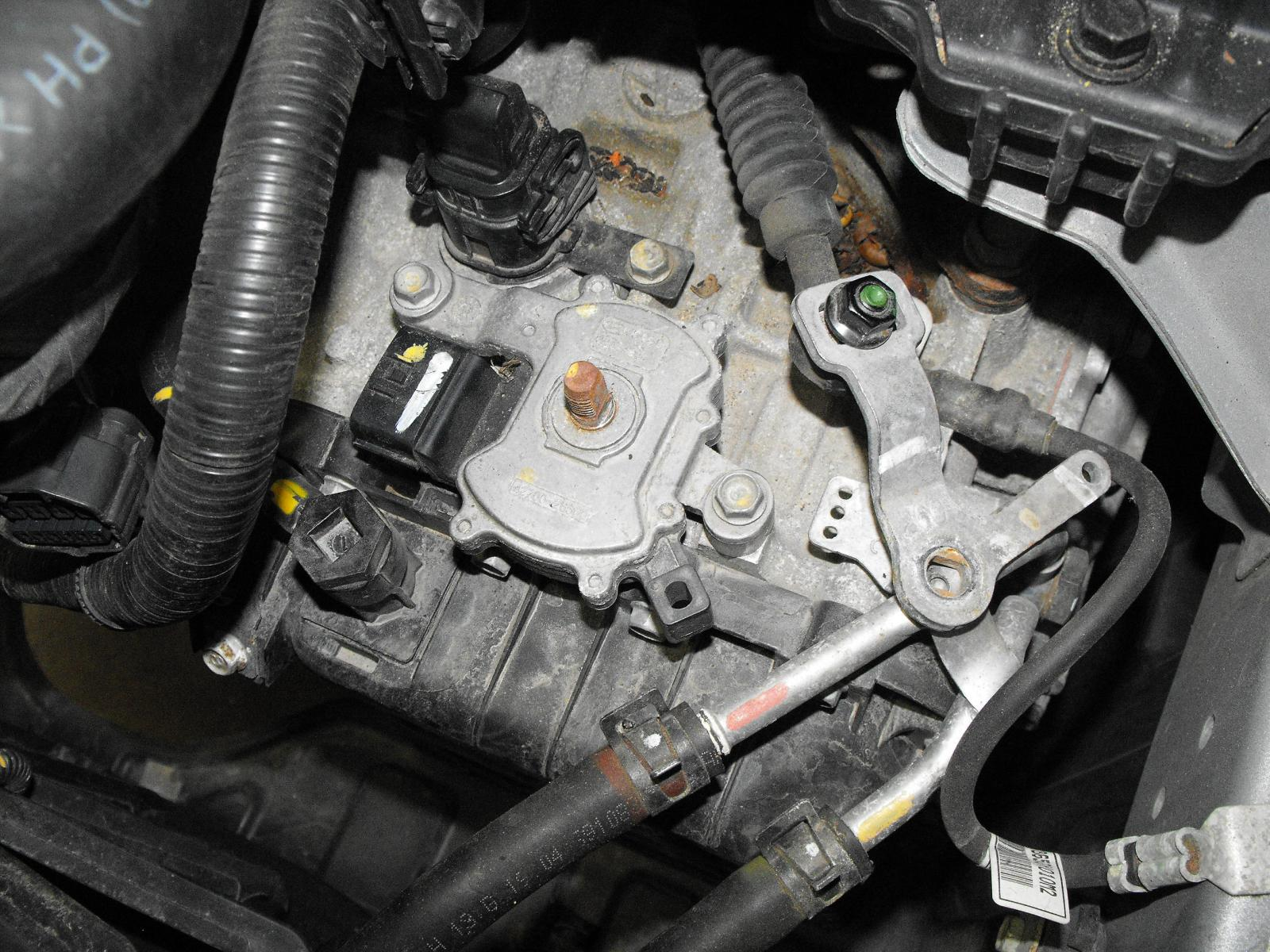 2013 Hyundai Sonata Transmission Fluid Location