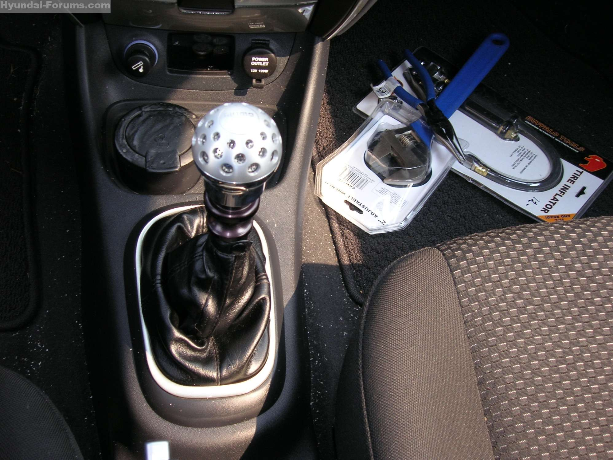 Shift Knob Replacement | Hyundai Forums