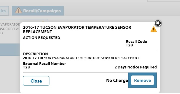 EVAP Temp Sensor Replacement Campaign | Hyundai Forums