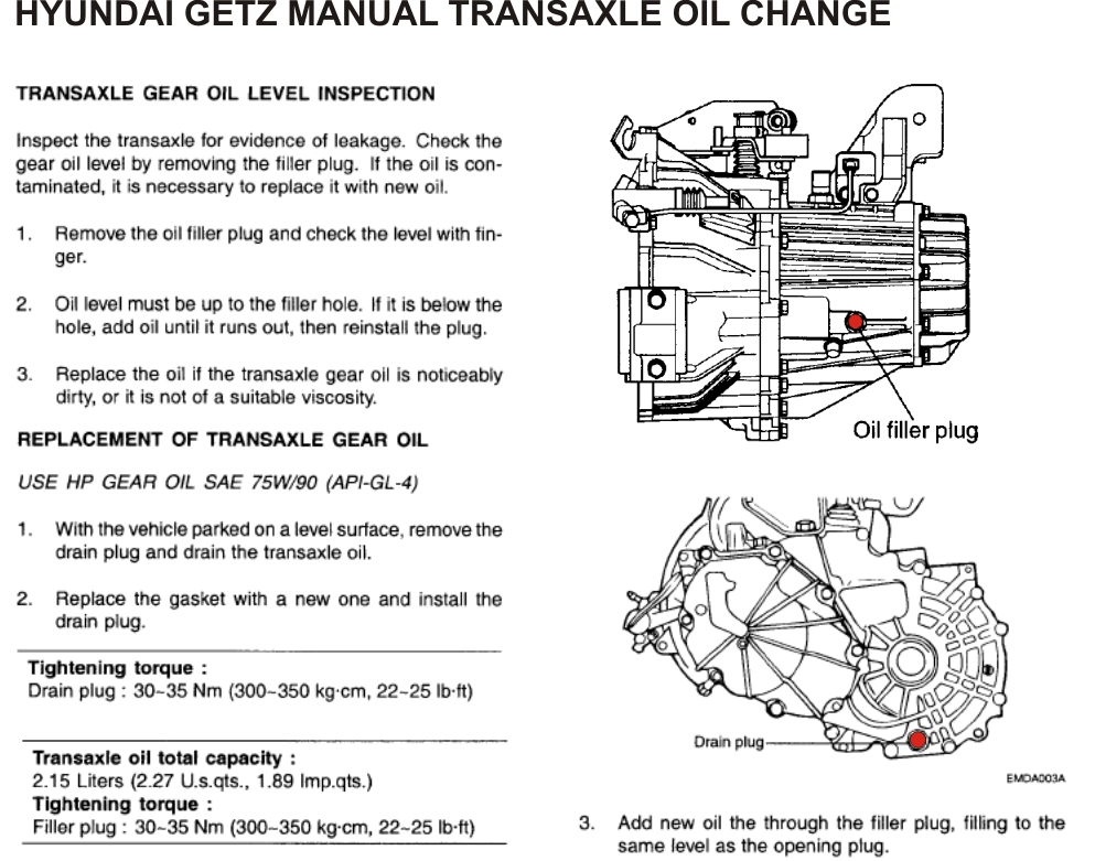 Bestseller  2004 Hyundai Elantra Manual Transmission Fluid