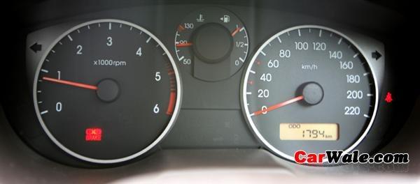 Hyundai i20 Sportz Instrument Cluster upgrade? | Hyundai Forums
