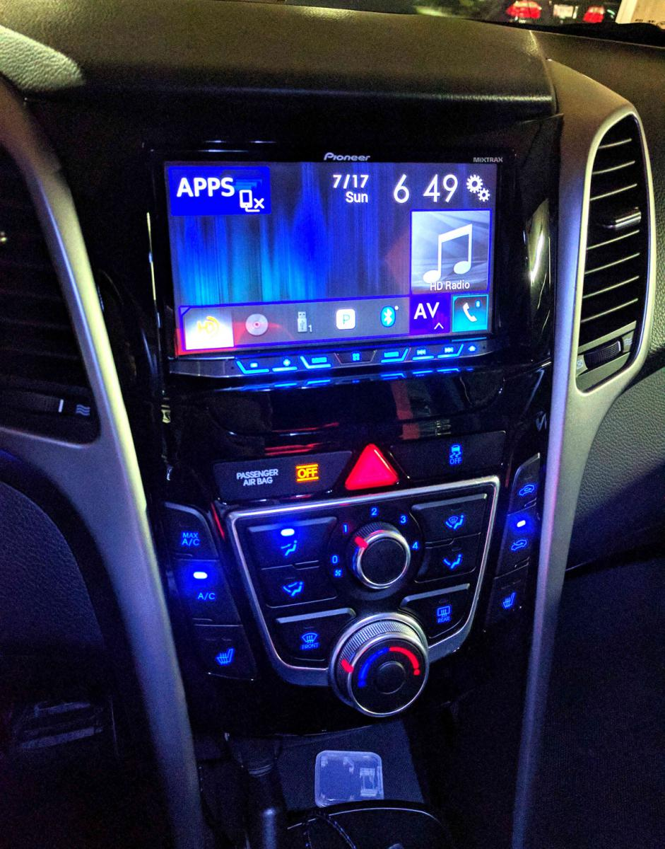 Aftermarket Rear Backup Camera for Elantra GT | Hyundai Forums