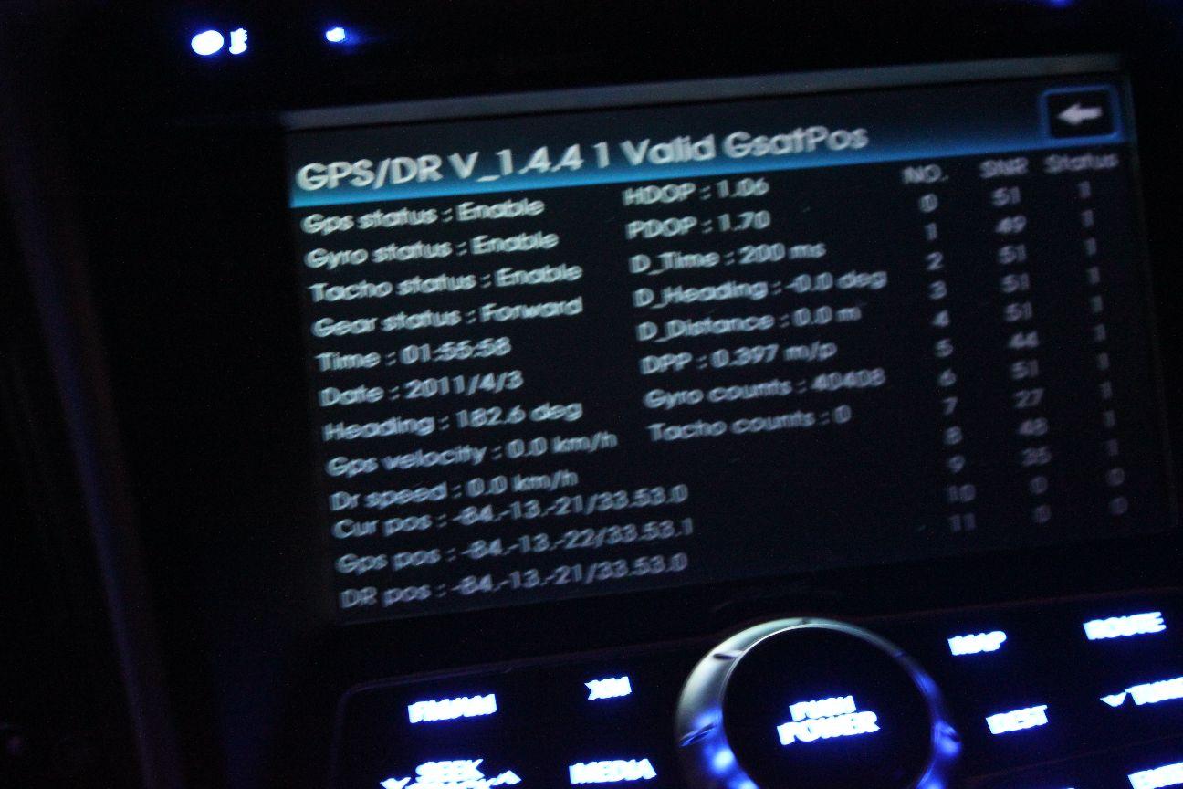 Display Video On Navigation Screen? | Hyundai Forums