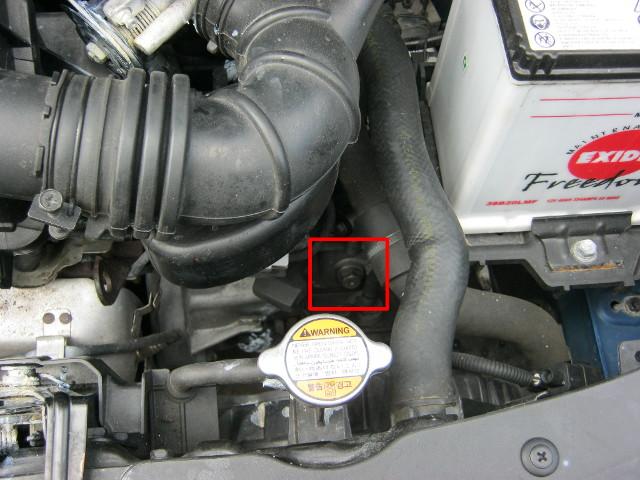 i10 1 1 Gearbox oil fill plug | Hyundai Forums