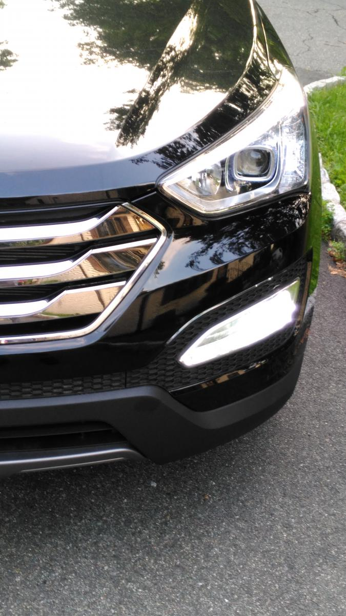 Fog lights on without headlights -pics- | Hyundai Forums