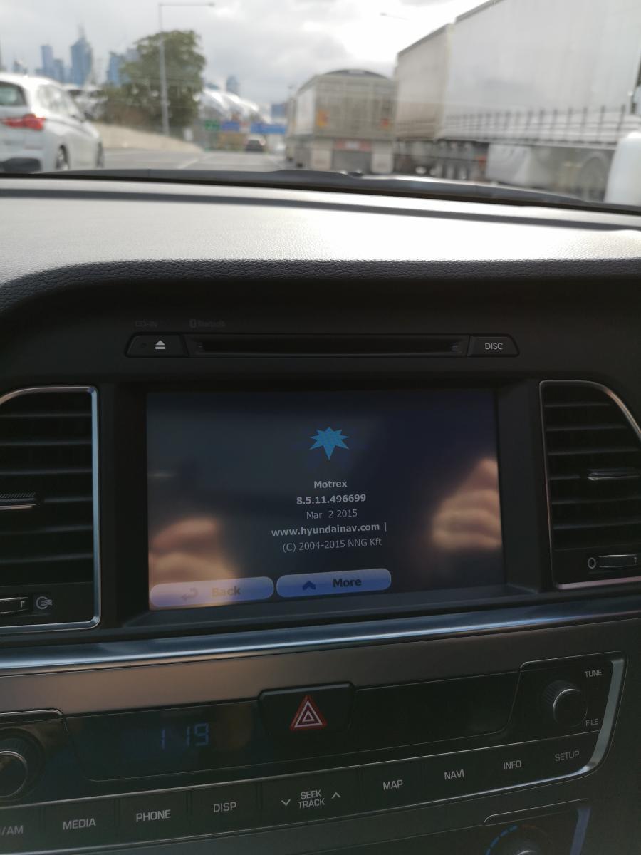 Sonata 2015 test mode | Hyundai Forums