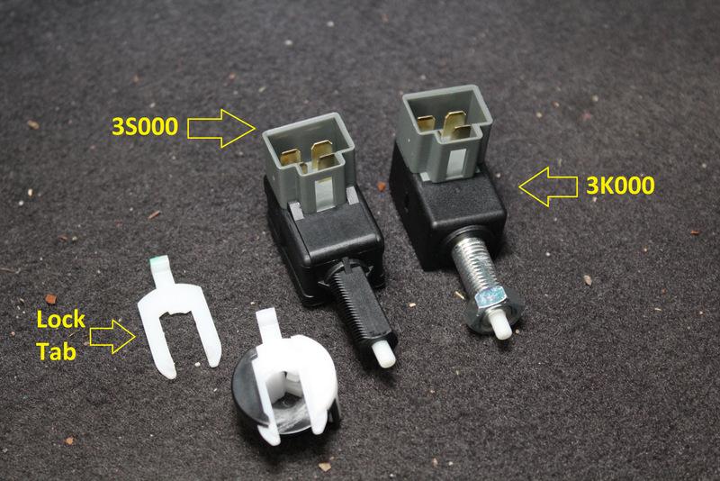 2011 Hyundai Sonata Brake Switch Replacement