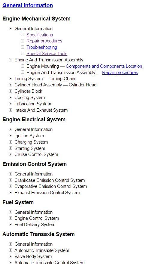 Santa Fe Service Manual | Hyundai Forums