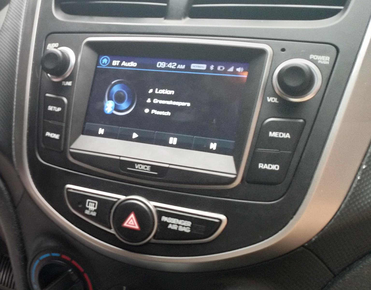 2017 Hyundai Accent Radio Wiring Diagram