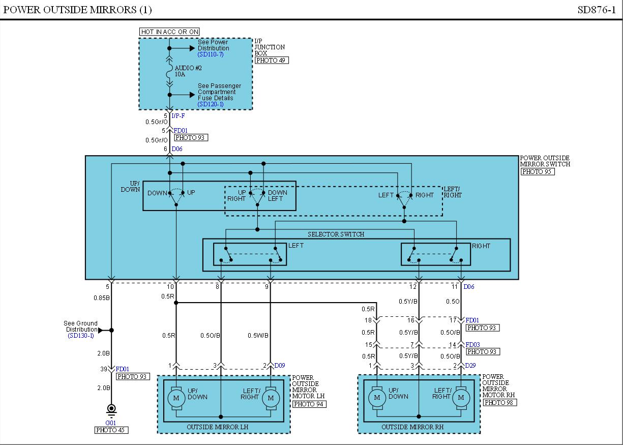 Wiring Diagram For RHD drivers door 06-09 | Hyundai Forums | Hyundai Accent Wiring Electric Window |  | Hyundai Forums