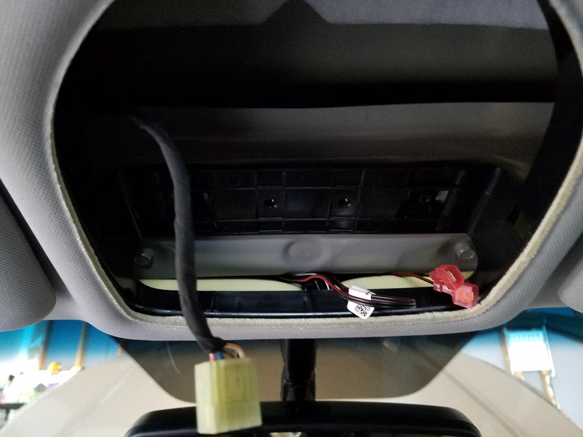 Wiring /& Installation Kit for Hyundai Kia Homelink® Bluelink® Mirror