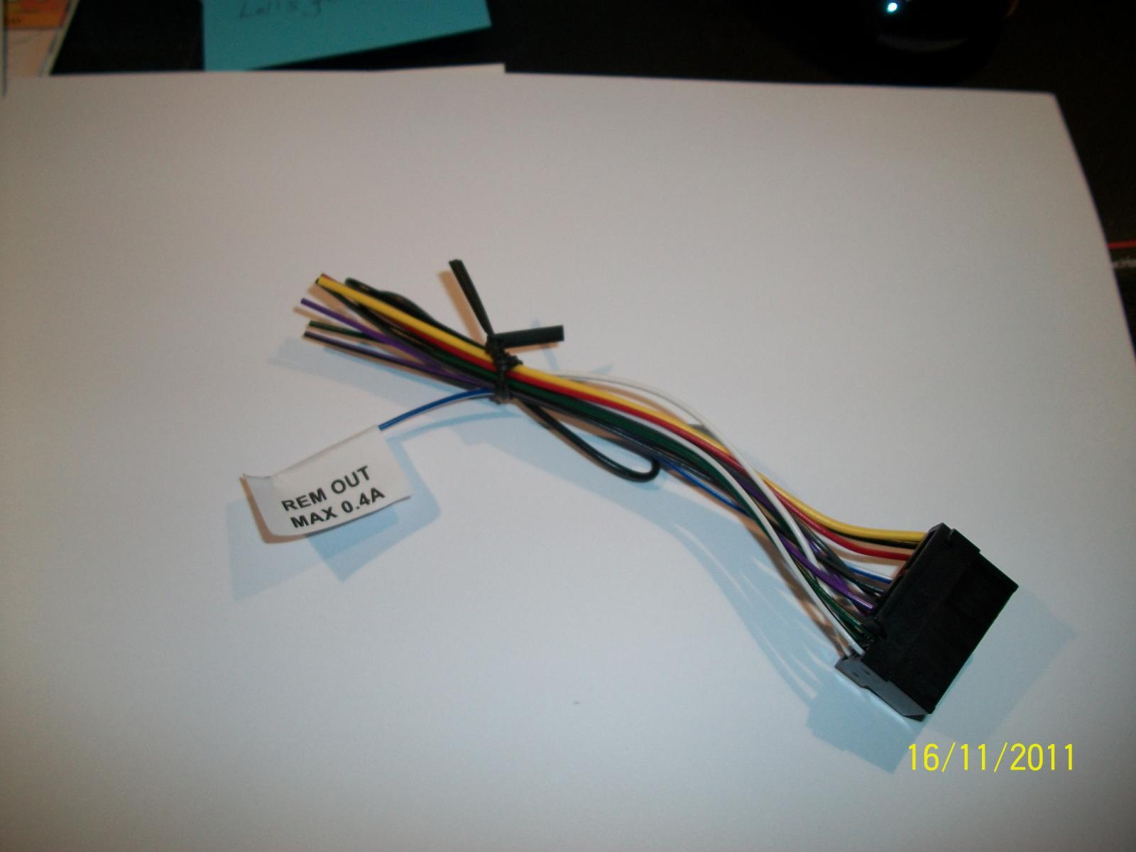 2004 hyundai sonata wiring harness aftermarket radio no sound please help hyundai forums  aftermarket radio no sound please