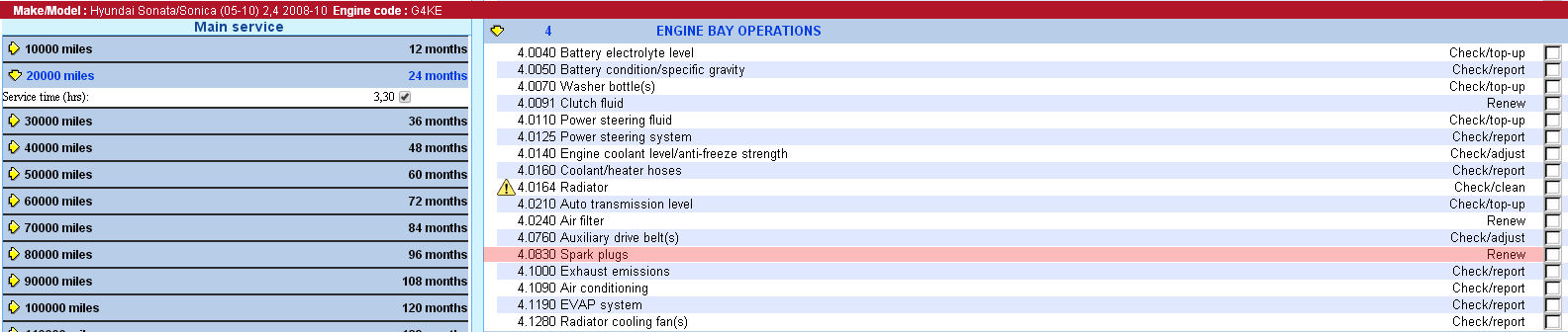 Engine Malfunction Light codes P0106 and P0304 | Hyundai Forums