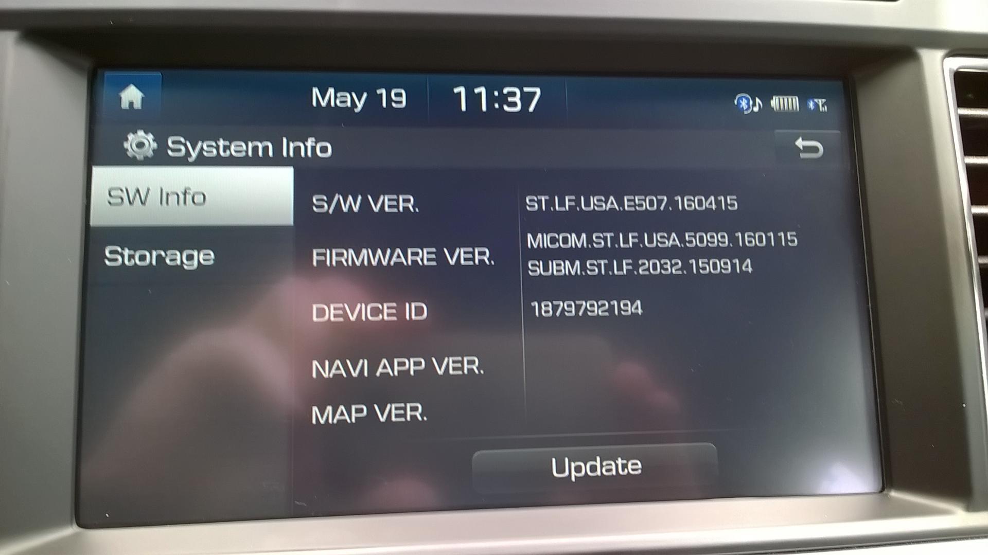 Maps SD Card | Hyundai Forums