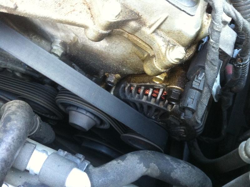 Valve Cover Gasket Leak 3 3L V6 | Hyundai Forums