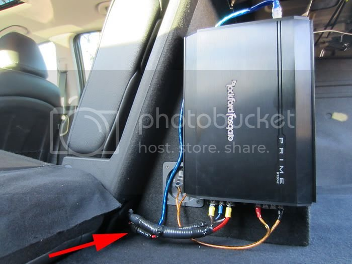 Elantra Limited w/ Nav Subwoofer and Amplifier Install and Setup