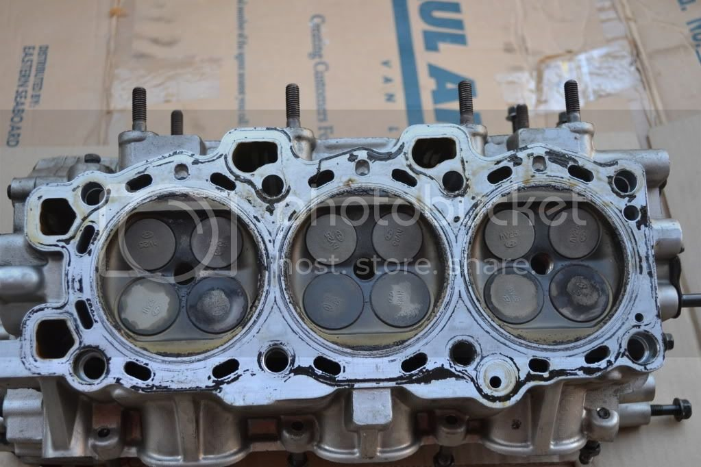 Cylinder Head Intake/Exhaust Valve repair | Hyundai Forums