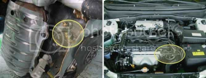 DTC P03339 Testing and replacement Crankshaft Position