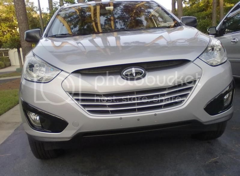 Front Lower Grill Removal? | Hyundai Forums