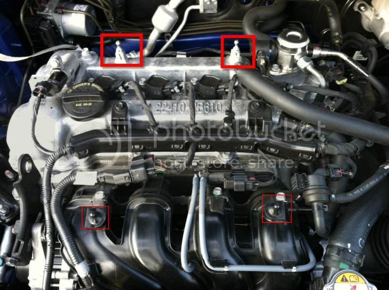 GDi engine cover | Hyundai Forums
