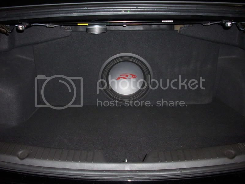 Diy Amp/subwoofer Install | Hyundai Forums on