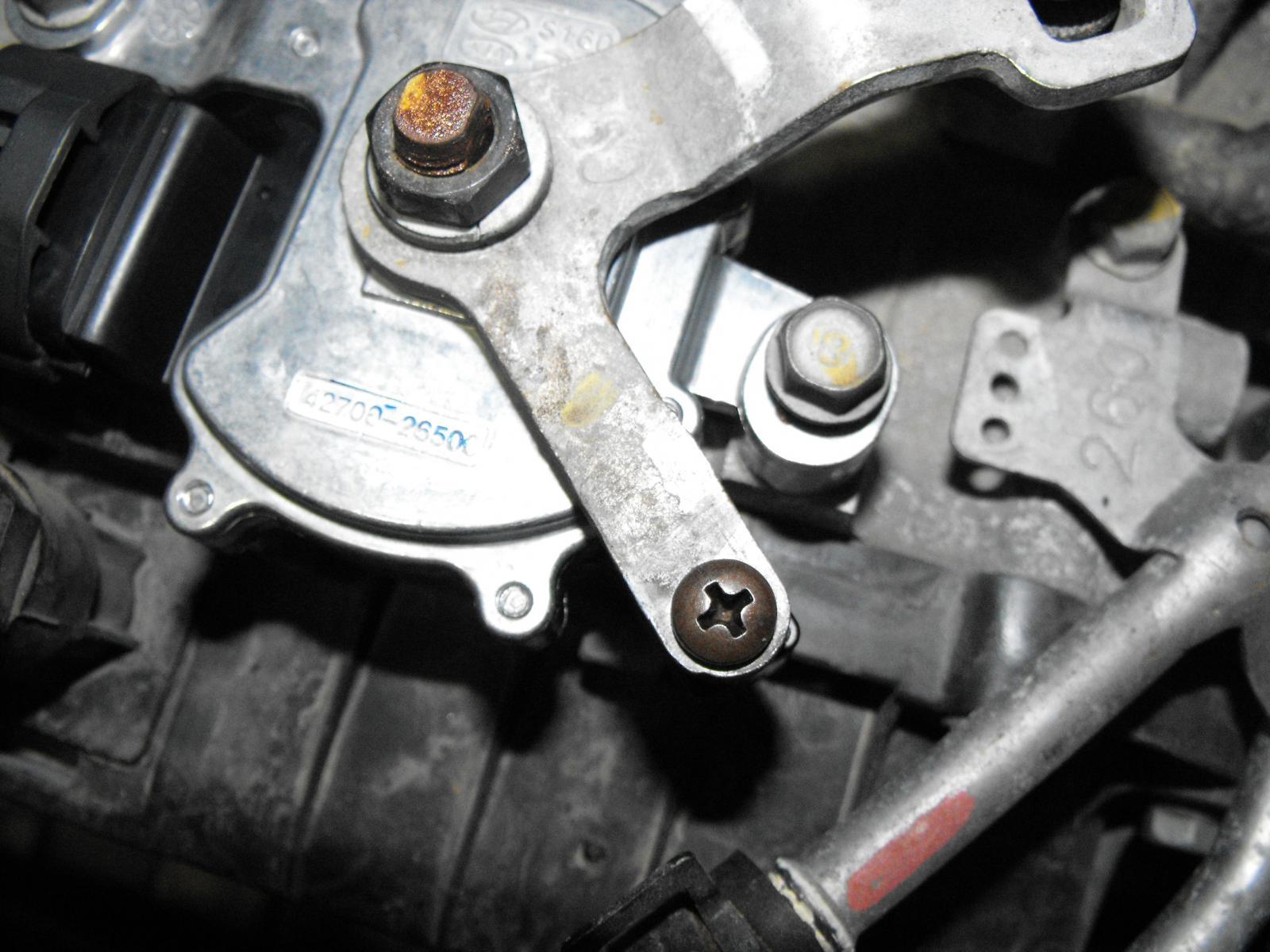 P0705 transmission range sensor circuit malfunction | Hyundai Forums