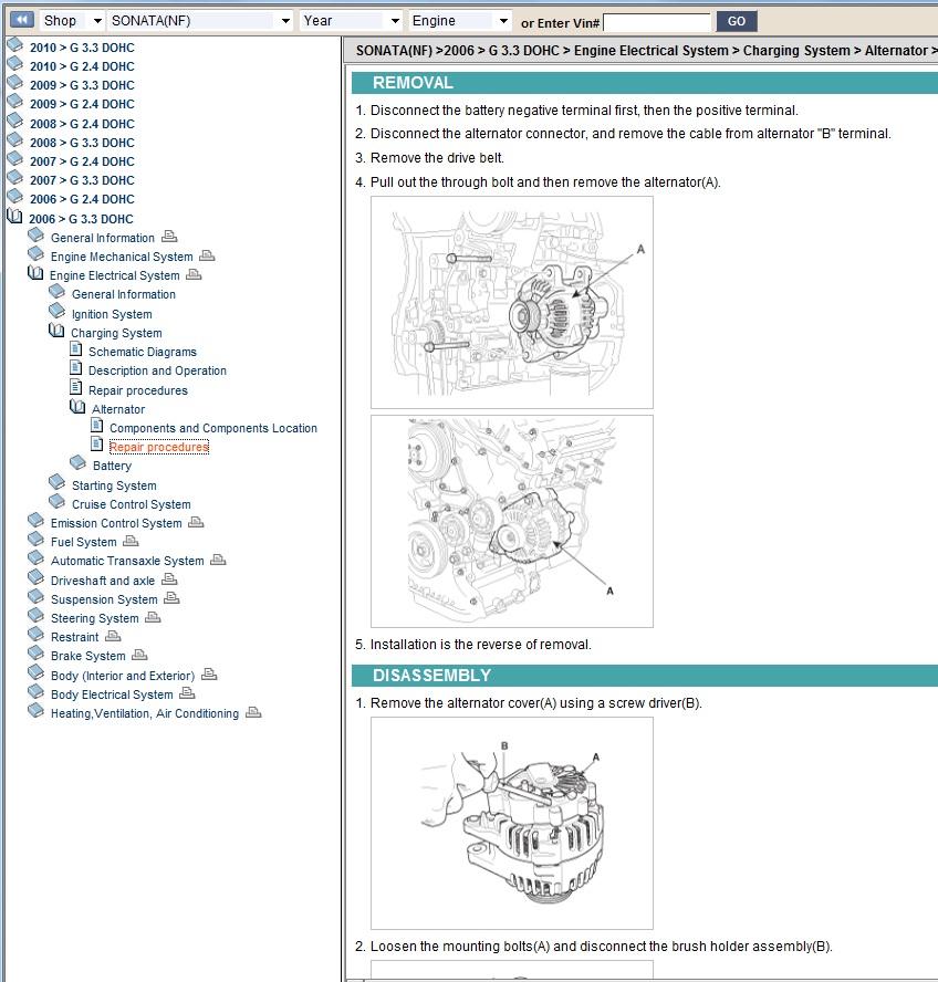 06 Sonatum Battery Wiring Diagram