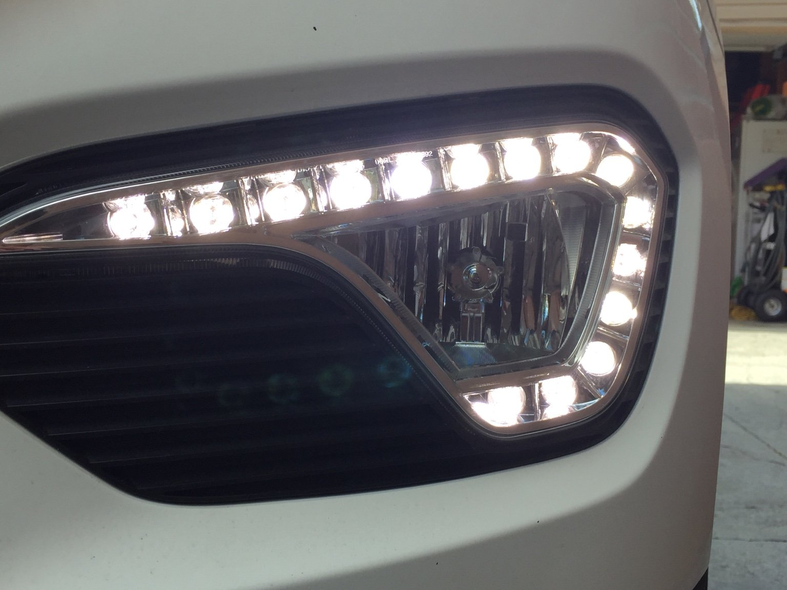 Led drl | Hyundai Forums