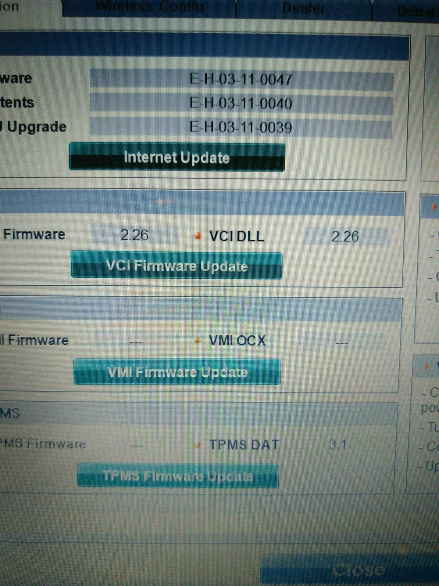 GDS VCI diagnostics and config options | Hyundai Forums