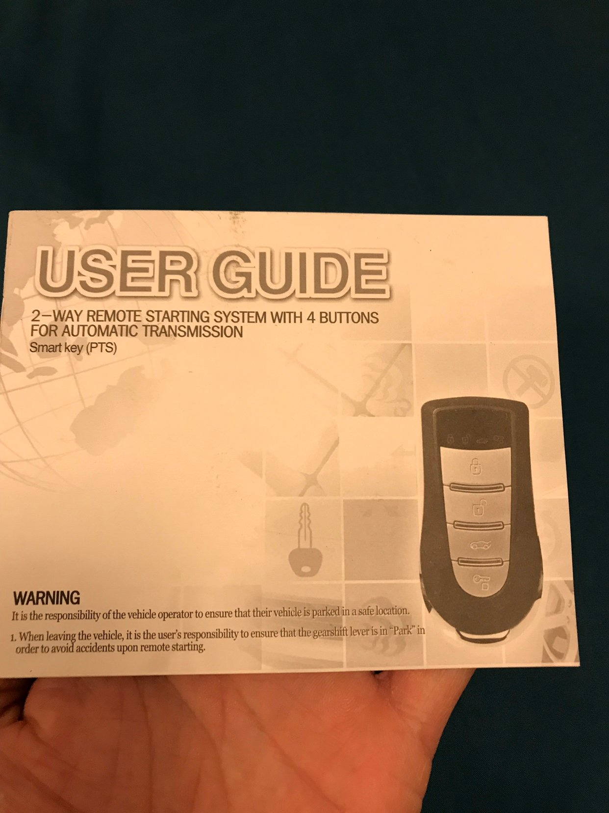 2014 SFS Remote Starter Questions | Hyundai Forums