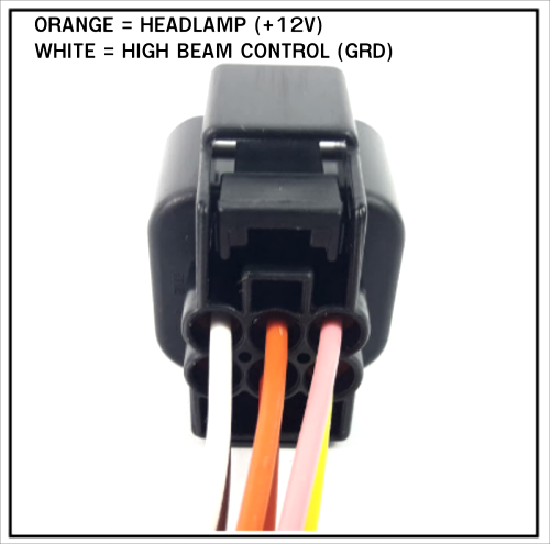 Headlight High Beam Wiring | Hyundai ForumsHyundai Forums