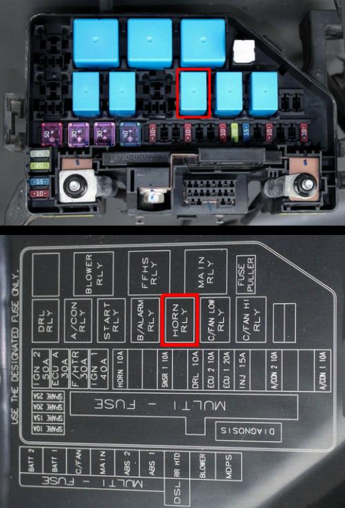 i20 2013 Hyundai 1.2 Horn issue! Please help with wiring diagram   Hyundai  Forums   Hyundai I20 Fuse Box      Hyundai Forums