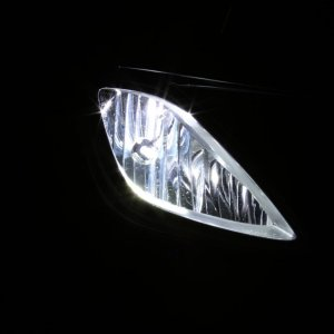 2011 Hyundai Elantra with 6000K XenonSupply Premium HID Fog Light Upgrades